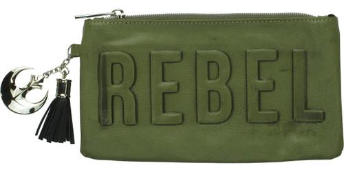 Star Wars Rogue One Rebel Zipper Clutch Wallet