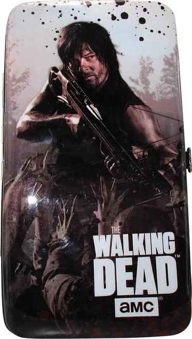 Walking Dead Daryl Dixon Zombies Wings Wallet