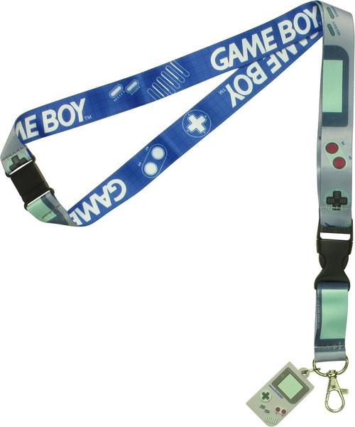 Nintendo Retro Gameboy Lanyard