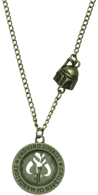 Star Wars Children of Mandalore Necklace