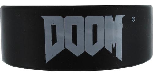 Doom Logo Rubber Wristband