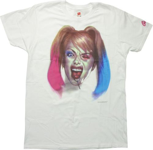 Harley Quinn Rebirth 1 Ben Oliver Cover T-Shirt