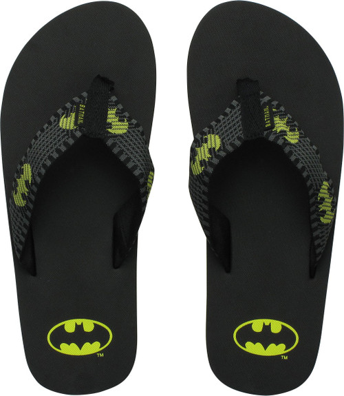 Batman Small Classic Logo Sandals