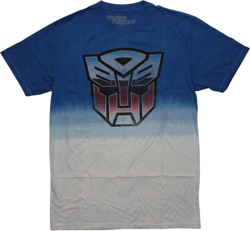 Transformers Autobot Logo Gradient T-Shirt