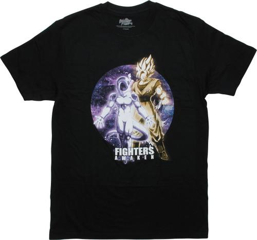 Dragon Ball FighterZ Fighters Awaken T-Shirt