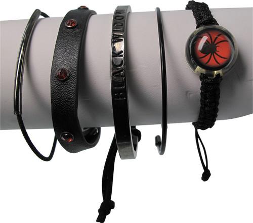 Black Widow Multi Bracelet Set