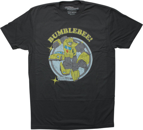 Transformers Autobot Classic Bumblebee T-Shirt