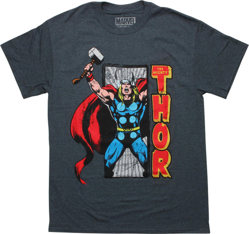 Mighty Thor John Buscema 272 Cover Artwork T-Shirt