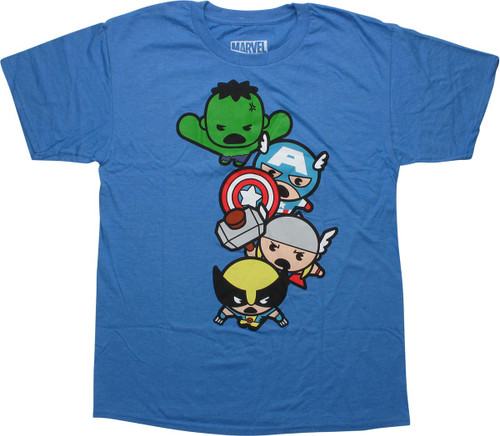 Avengers Heroes Toy Ready for Action T-Shirt