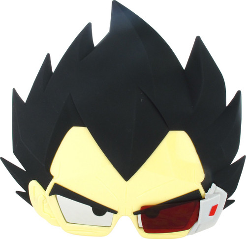 Dragon Ball Z Vegeta Costume Glasses