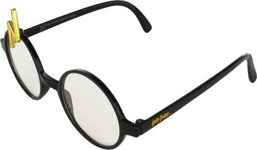 Harry Potter Scar Costume Glasses