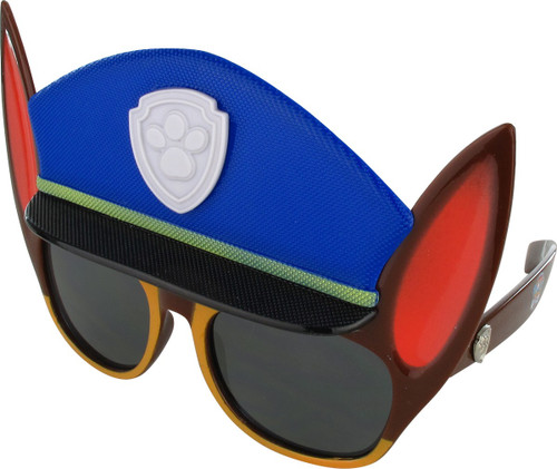 Paw Patrol Chase Costume Youth Glasses
