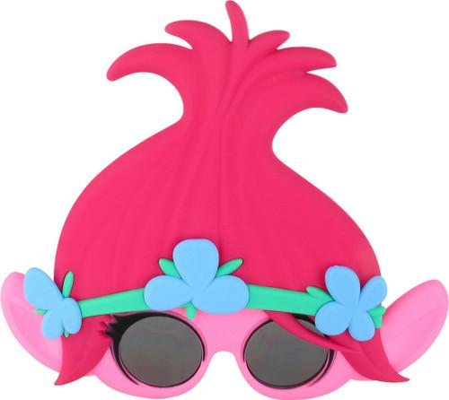 Trolls Poppy Costume Glasses