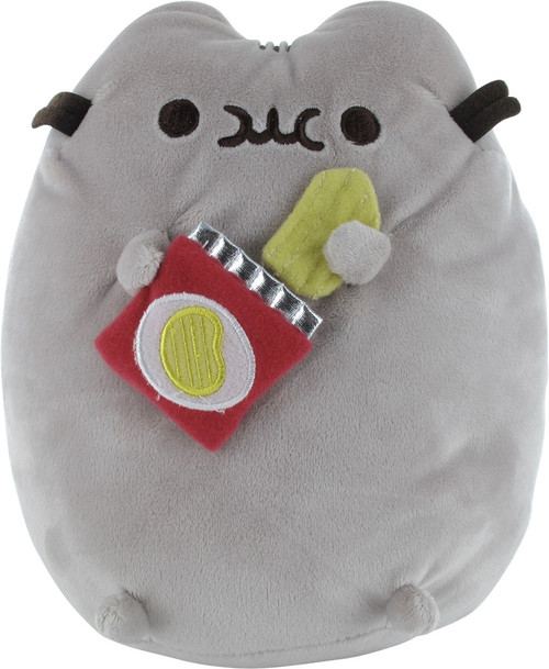 Pusheen the Cat Potato Chips 9.5 Plush