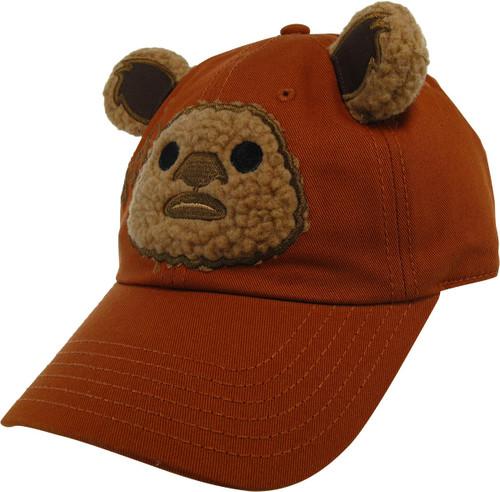Star Wars Return of the Jedi Ewok Buckle Hat
