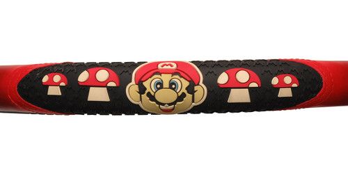 Mario Characters Wheel Cover Art