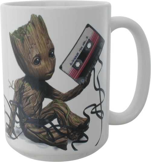 Guardians of the Galaxy Vol. 2 Baby Groot Tape Mug