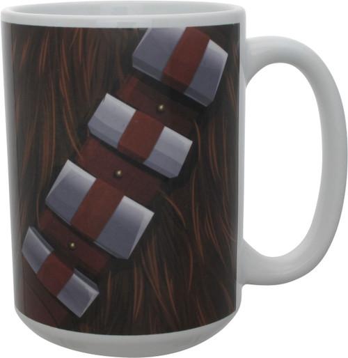 Star Wars Chewbacca Bandolier Mug