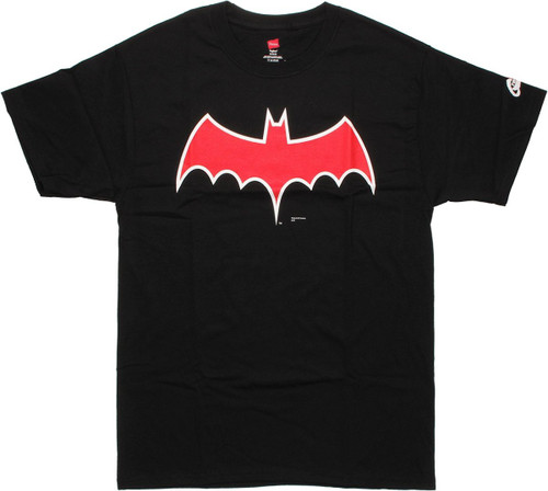 Batman 60s Batmobile Logo T-Shirt
