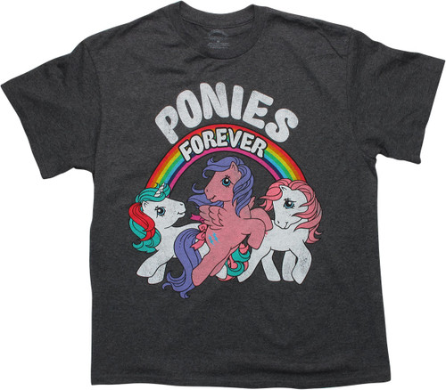 My Little Pony Ponies Forever Classic 80s T-Shirt
