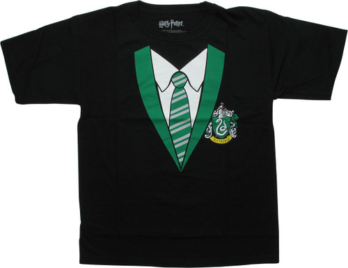 Harry Potter Slytherin House Costume Youth T-Shirt