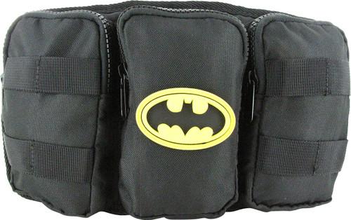 Batman Logo Belt Fanny Pack Bag
