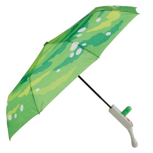 Rick and Morty Portal Gun Umbrella