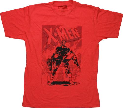 Uncanny X-Men 136 Cover Death of Phoenix T-Shirt