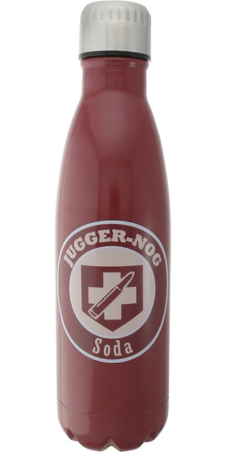 Call of Duty Jugger-Nog Soda Metal Water Bottle