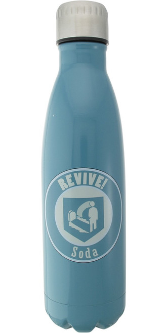 Call of Duty Revive Soda Metal Water Bottle