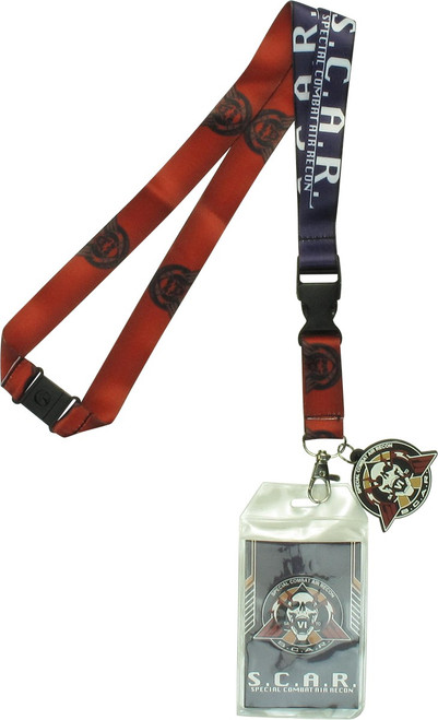 Call of Duty Infinite Warfare SCAR Logo Lanyard