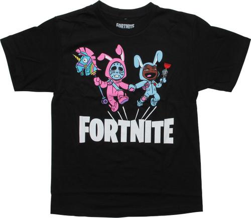 Fortnite Bunny Brawler Rabbit Raider Youth T-Shirt