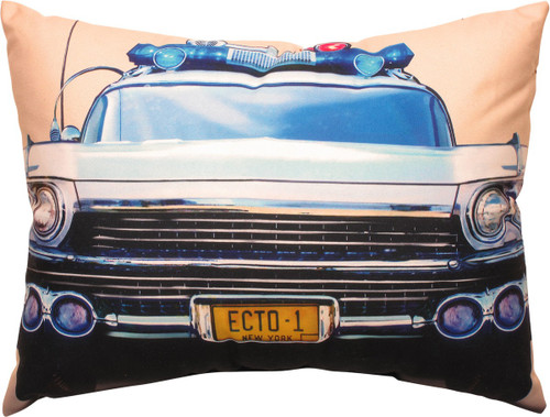 Ghostbusters Ecto-1 Vehicle Pillow