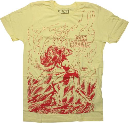 X Men Dark Phoenix Saga Untold Story 1 Sub T-Shirt