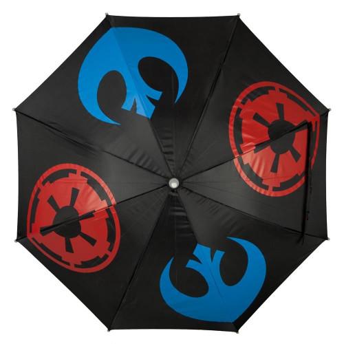 Star Wars Empire Rebel Logos LED Light Umbrella