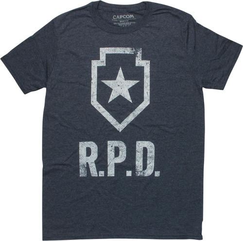 Resident Evil RPD Heather T-Shirt