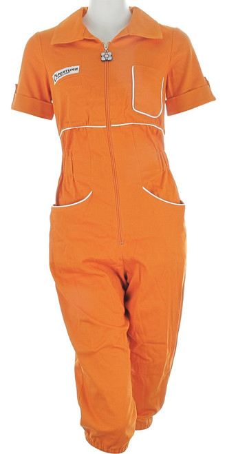 Portal Chell Jumpsuit Junior Costume