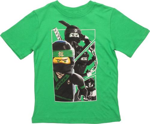 Lego Ninjago Force Gi Lloyd Juvenile T-Shirt