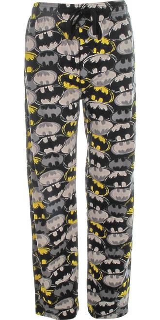 Batman All Over Logo Collage Lounge Pants