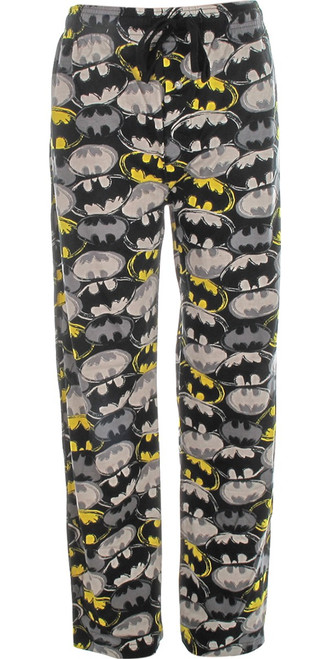 Batman All Over Logo Collage Lounge Pants