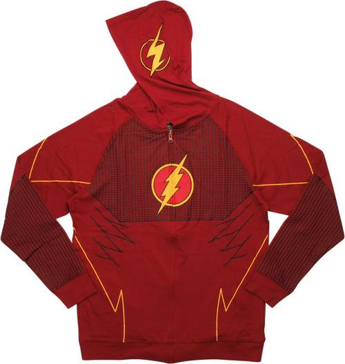 Flash TV Suit Up Deluxe Hoodie