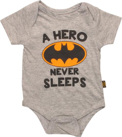 Batman A Hero Never Sleeps Snap Suit
