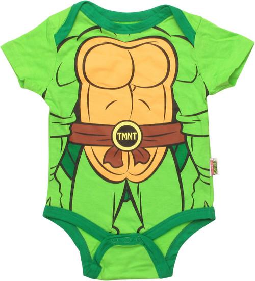 Ninja Turtles Shell Costume Snap Suit