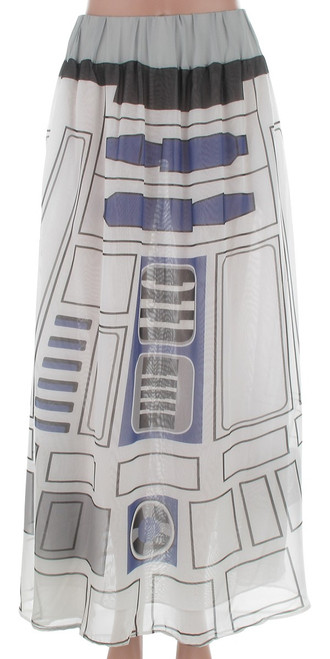 Star Wars R2 D2 Floor Skirt