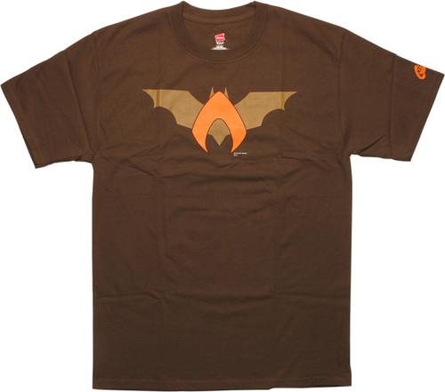 Batman Dark Nights Metal Drowned Logo T-Shirt