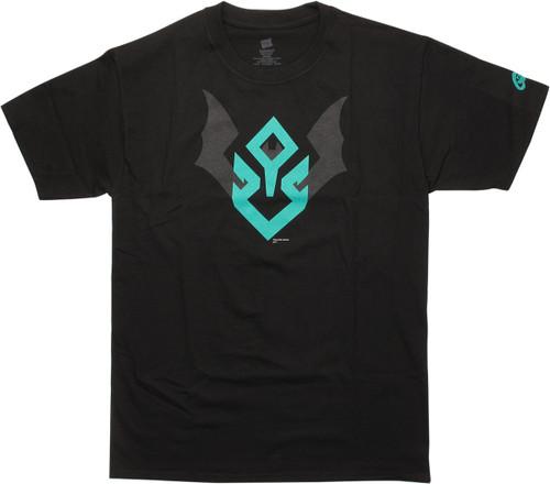 Batman Dark Nights Metal Devastator Logo T-Shirt