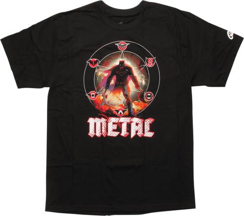 Batman Dark Nights Metal Tour T-Shirt