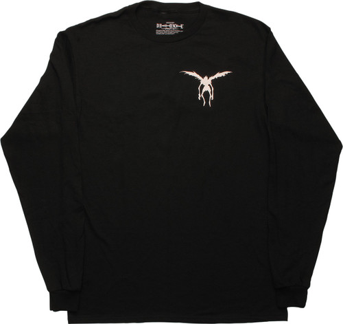 Death Note Ryuk Apple Long Sleeve T-Shirt