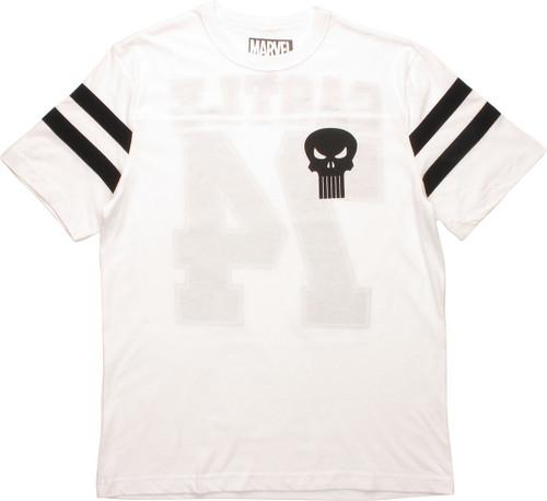 Punisher Logo Castle 74 Jersey Shirt