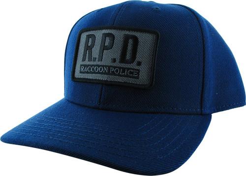 Resident Evil 2 RPD Raccoon Police Snapback Hat